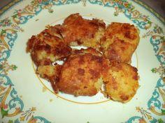 A TUSCAN TABLE: Potato Croquette - Croccette do Patate