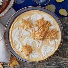 Pumpkin Cheesecake | MyRecipes.com