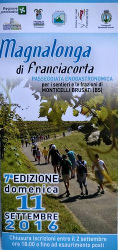 7 Magnalonga di Franciacorta http://www.panesalamina.com/2016/50038-7-magnalonga-di-franciacorta.html