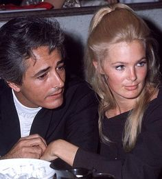 John Derek married to Linda Evans - 1968-1974. Derek left Evans for Bo Derek who was 30 years his junior.