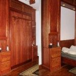 How to Build a Simple Sideways Murphy Bed Project » The Homestead Survival