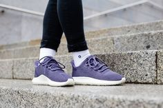 lowest price 4f026 3abb6 ADIDAS TUBULAR SHADOW W - AQ0195 - TRACE PURPLE   OFF WHITE SNEAKERS ALL  SIZES  adidas  RunningShoes