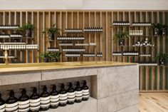 Aesop Mile End by Naturehumaine