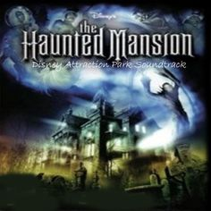 10. The Haunted Mansion Disney Attraction #momselect #newfantasyland