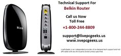 #Technical #Support for #Belkin #Router
