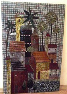 House  gulbinin mozaikleri