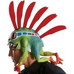 Rubie's Costume Co Men's World Of Warcraft Murloc Headpiece, Multi, One Size Rubie's http://www.amazon.com/dp/B0051C4TKE/ref=cm_sw_r_pi_dp_W6xJwb1F4ZDXE