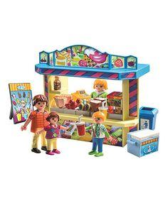 Look what I found on #zulily! Sweet Shop Building Set #zulilyfinds