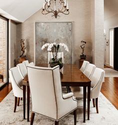 21 best Decorating with Carpets: Dining Rooms images on Pinterest ...