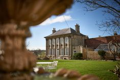 In the heart of Kelso, but surrounded by tranquil parkland on the banks of the River Tweed, lies the elegant Ednam House Hotel. Georgian Mansion, Short Break, Stone Work, House Made, Home And Away, Weekend Getaways, Luxury Travel, Banks, Tweed