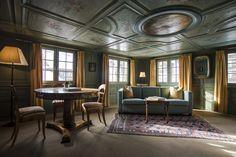 "Historic Suite ""King Max"" at Hotel Gasthof Hirschen"