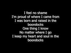 BOONDOCKS - LITTLE BIG TOWN - LYRICS
