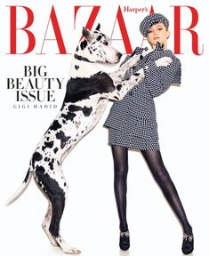 Magazine photos featuring Gigi Hadid on the cover. Gigi Hadid magazine cover photos, back issues and newstand editions. Vogue Magazine Covers, Fashion Magazine Cover, Fashion Cover, Vogue Covers, New Fashion, Woman Fashion, Gigi Hadid, Bella Hadid, Blake Lively Interview