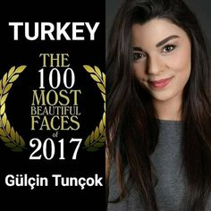 "61 Beğenme, 5 Yorum - Instagram'da 💕💕  Gülçin Tünçok  💕💕 (@gulcin_princess): ""I nominate @gtuncok  from turkey for #the100mostbeautifulfaces2017 @tccandler #gulcintuncok  #l4ĺ…"""