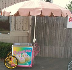 Vendor-Cupcake-Cooler-Umbrella-Ice-Cream-Cart-Birthday-Event-Party