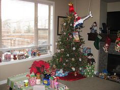 December 23, 2014 ~ Sparky flew in on a helicopter brought the kids another note and  loads of treats and a new movie for movie night!  Planes 2. (note below in comments...)