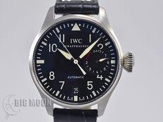 Used IWC Big Pilot watch IW500401