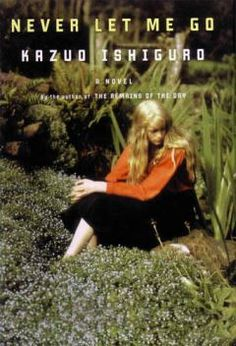Never Let Me Go--One of Time's Top 10 Novels of the 2000s. I want to read this one.