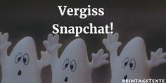 Vergiss Snapchat - 3 Gründe, warum Du die App nicht brauchst!
