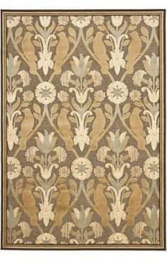 $5 Off when you share! Safavieh Paradise PAR45 Brown Rug