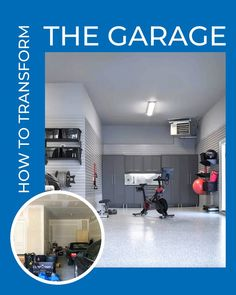 Homeowners who want to expand their livable space are finding ways to use the garage for more than