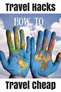 travel hacks how to travel cheap