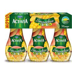 Danone Activia Smoothie Yogurt