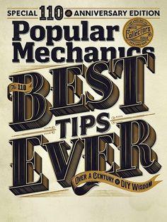 Amazing Typography & Illustrations by Jordan Metcalf