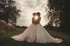 Lesbian wedding More