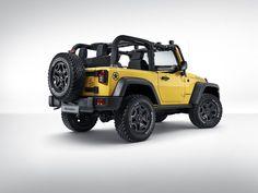 Jeep Wrangler Rubicon Rocks Star (1/5)