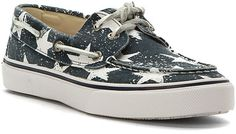 sperry Men's Bahama Stars & Stripes | SHOES.COM saved by #ShoppingIS