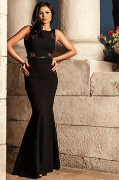 Rochie lunga eleganta Fathia la Zonia