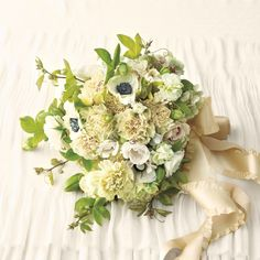 Baby's breath, goldenrod -- what's not to love about filler flowers? The inexpensive blooms are commonly used to round out arrangements, but they can also turn heads on their own. Learn how to recreate each of these gorgeous ideas yourself, or pass them on to a pro.
