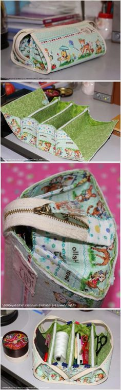 Sewing organizer Craft ~ For inspiration | Шитье | Postila