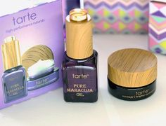 To Brighter Days! Limited Edition Skincare Goodies From the Tarte Spring 2014 Collection