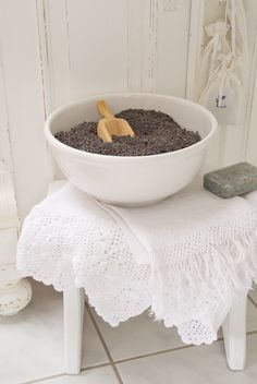 Angies Dreamhouse... dried lavender
