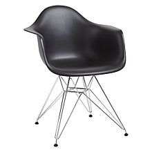 Armchair DAR by Charles Eames/Vitra