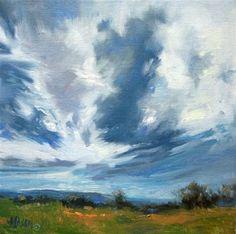 """New Day"" - Original Fine Art for Sale - © Mary Maxam"