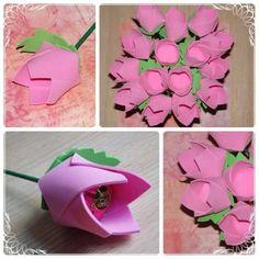 Ideias e dicas para fazer flores artesanais
