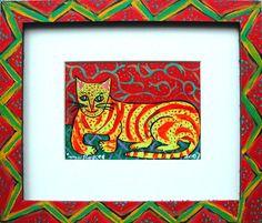 Cat by Sarah Rakes