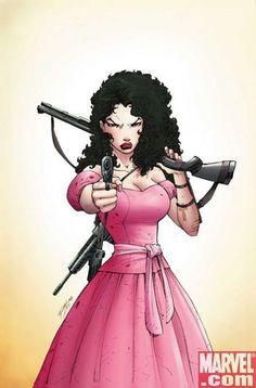 Anita Blake Comics - house-of-vampires Photo
