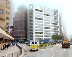 MVRDV Begins Work on Cheung Fai Conversion in Hong Kong