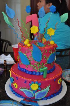 Wizard of waverly place birthday cake