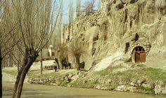 Ilhara Valley, Cappadoccia, Turkey  Day walk through the valley - spectacular!