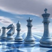 """During a short intermission on Live Chess, I decided to join in the general conversation. When I was about to start another game someone had posted, """"where did chess come from?"""" I tend to see a lot of..."""