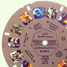 "@legsandmoe's photo: ""Still my favourite #ET #viewmaster"""