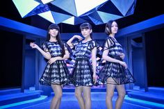 Perfume - Kashiyuka, Ah-chan, Nocchi