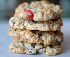 Paula Deen Monster Cookie Recipe, Baking Recipes, Cookie Recipes, Dean Foods, No Bake Lemon Cheesecake, Cooking Oatmeal, Cupcake Cookies, Cupcakes, Cookies Ingredients