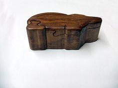 caixa segredo jacaré