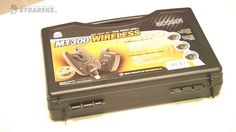 Bezdrôtový set signalizátorov s príposluchom Mivardi Combo M1300. Zariadenia s pogumovaným telom v praktickom kufríku. http://www.rybarskepotrebyryba.sk/clanky/44/PRODUKT-TYZDNA-Sada-signalizatorov-Mivardi-Combo-M1300/